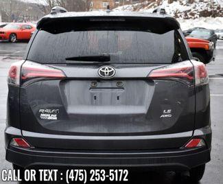 2018 Toyota RAV4 LE Waterbury, Connecticut 2