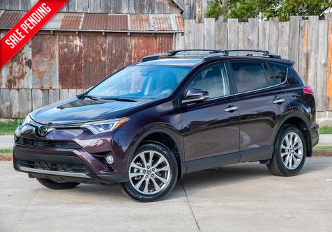 2018 Toyota RAV4 Limited in Wylie, TX