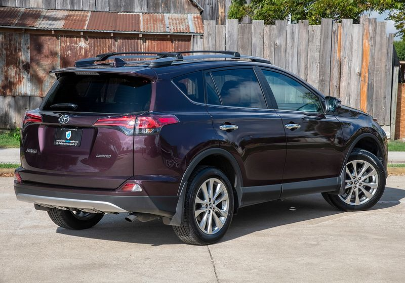2018 Toyota RAV4 Limited  city TX  Dallas Motorsports  in Wylie, TX