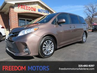 2018 Toyota Sienna XLE Auto Access Seat | Abilene, Texas | Freedom Motors  in Abilene,Tx Texas