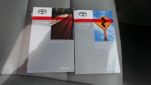 2018 Toyota Sienna XLE Madison, NC 40