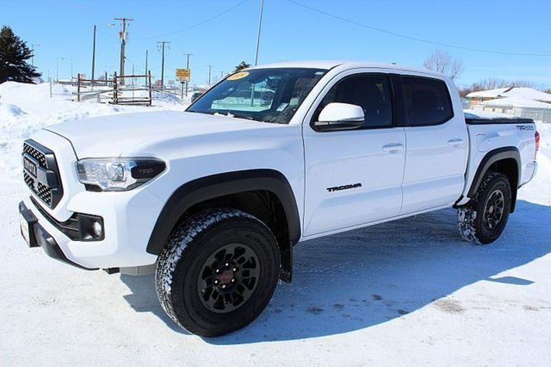 2018 Toyota Tacoma 4WD Double Cab TRD Off-Road Auto  city MT  Bleskin Motor Company   in Great Falls, MT