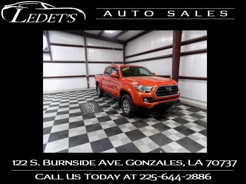 2018 Toyota Tacoma SR5 - Ledet's Auto Sales Gonzales_state_zip in Gonzales Louisiana