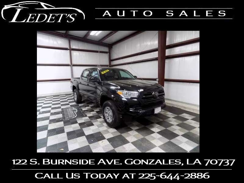 2018 Toyota Tacoma SR - Ledet's Auto Sales Gonzales_state_zip in Gonzales Louisiana