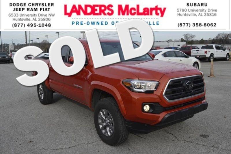 2018 Toyota Tacoma SR5 | Huntsville, Alabama | Landers Mclarty DCJ & Subaru in Huntsville Alabama