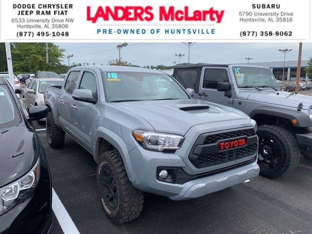 2018 Toyota Tacoma in Huntsville Alabama