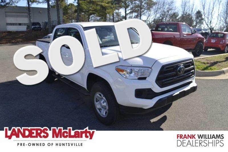 2018 Toyota Tacoma SR | Huntsville, Alabama | Landers Mclarty DCJ & Subaru in Huntsville Alabama