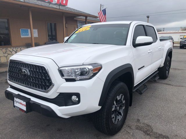 2018 Toyota Tacoma TRD Offroad 4X4 in Marble Falls, TX 78654