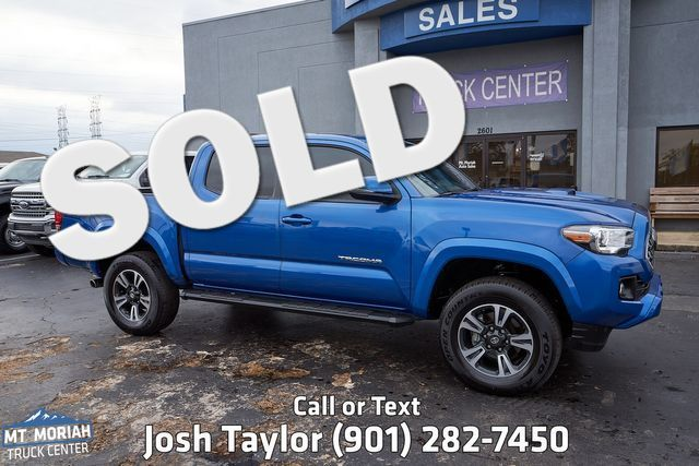 2018 Toyota Tacoma SR5 | Memphis, TN | Mt Moriah Truck Center in Memphis TN