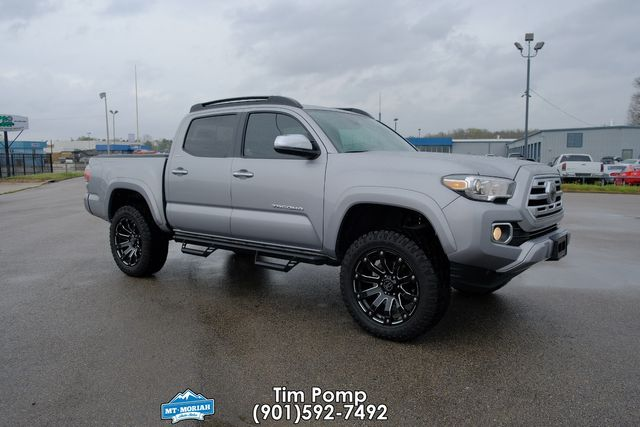 2018 Toyota Tacoma Limited SUNROOF LEATHER
