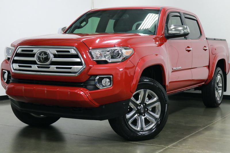 2018 Toyota Tacoma 4X4 Limited  city NC  The Group NC  in Mooresville, NC