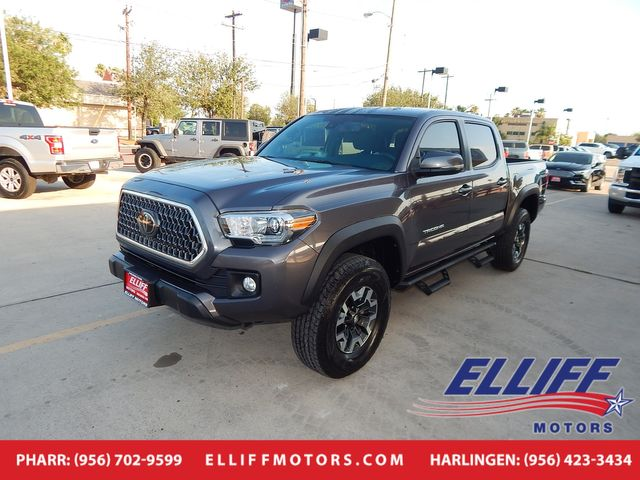 2018 Toyota Tacoma TRD Off Road 4x4 Crew Cab in Harlingen, TX 78550
