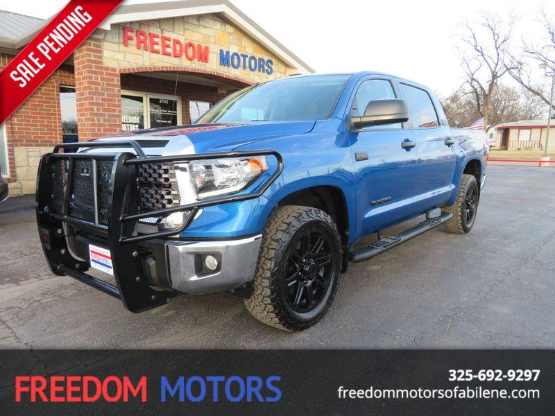 2018 Toyota Tundra SR5 4x4 TSS | Abilene, Texas | Freedom Motors  in Abilene Texas