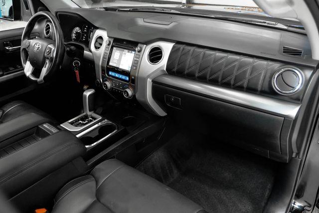 2018 Toyota Tundra Platinum 4x4 in Addison, Texas 75001