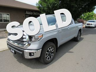 2018 Toyota Tundra Limited Double Cab 4x4 1,545 Miles! Bend, Oregon