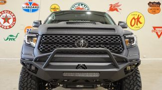 2018 Toyota Tundra CrewMax 4X4 CUSTOM,LIFTED,LED'S,NAV,HTD LTH,JL SYS in Carrollton TX, 75006