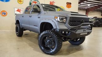 2018 Toyota Tundra CrewMax 4X4 CUSTOM KEVLAR,LIFTED,LED'S,NAV,HTD LTH,JL SYS! in Carrollton TX, 75006
