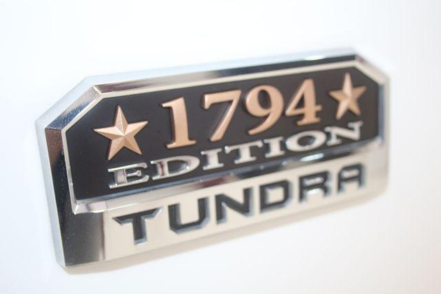 2018 Toyota Tundra 1794 Edition Houston, Texas 7