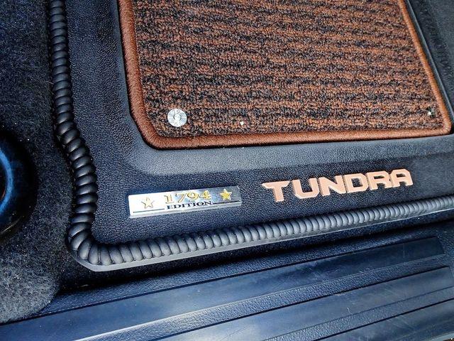 2018 Toyota Tundra 1794 Edition Madison, NC 49