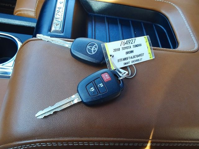 2018 Toyota Tundra 1794 Edition Madison, NC 55