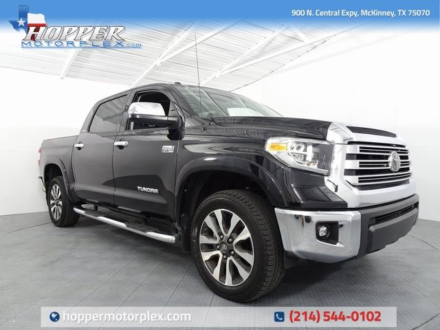 2018 Toyota Tundra Limited in McKinney, Texas 75070