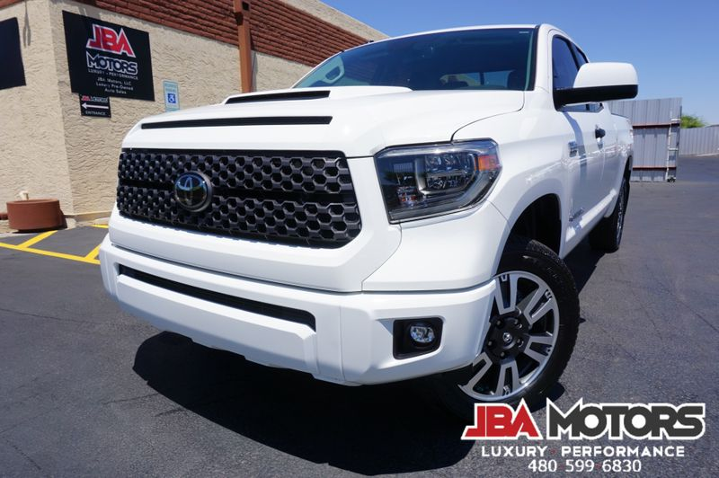 2018 Toyota Tundra SR5 TRD Off Road Package 4x4 4WD Double Cab | MESA, AZ | JBA MOTORS in MESA AZ