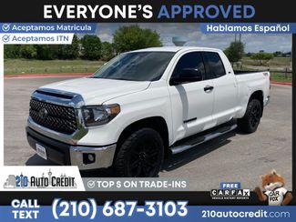 2018 Toyota TUNDRA DOUBLE CAB SR/SR5 in San Antonio, TX 78237
