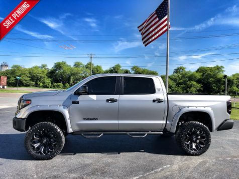 2018 Toyota Tundra CUSTOM LIFTED LEATHER CREWMAX 4X4 V8 22