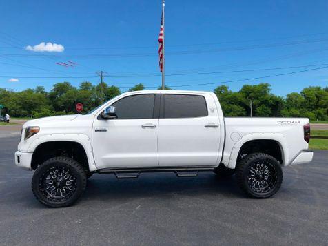 2018 Toyota Tundra PLATINUM LIFTED FLARES  FUEL 22