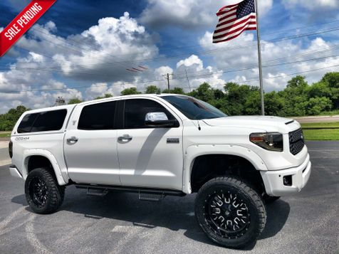 2018 Toyota Tundra PLATINUM LIFTED FLARES  FUEL 22