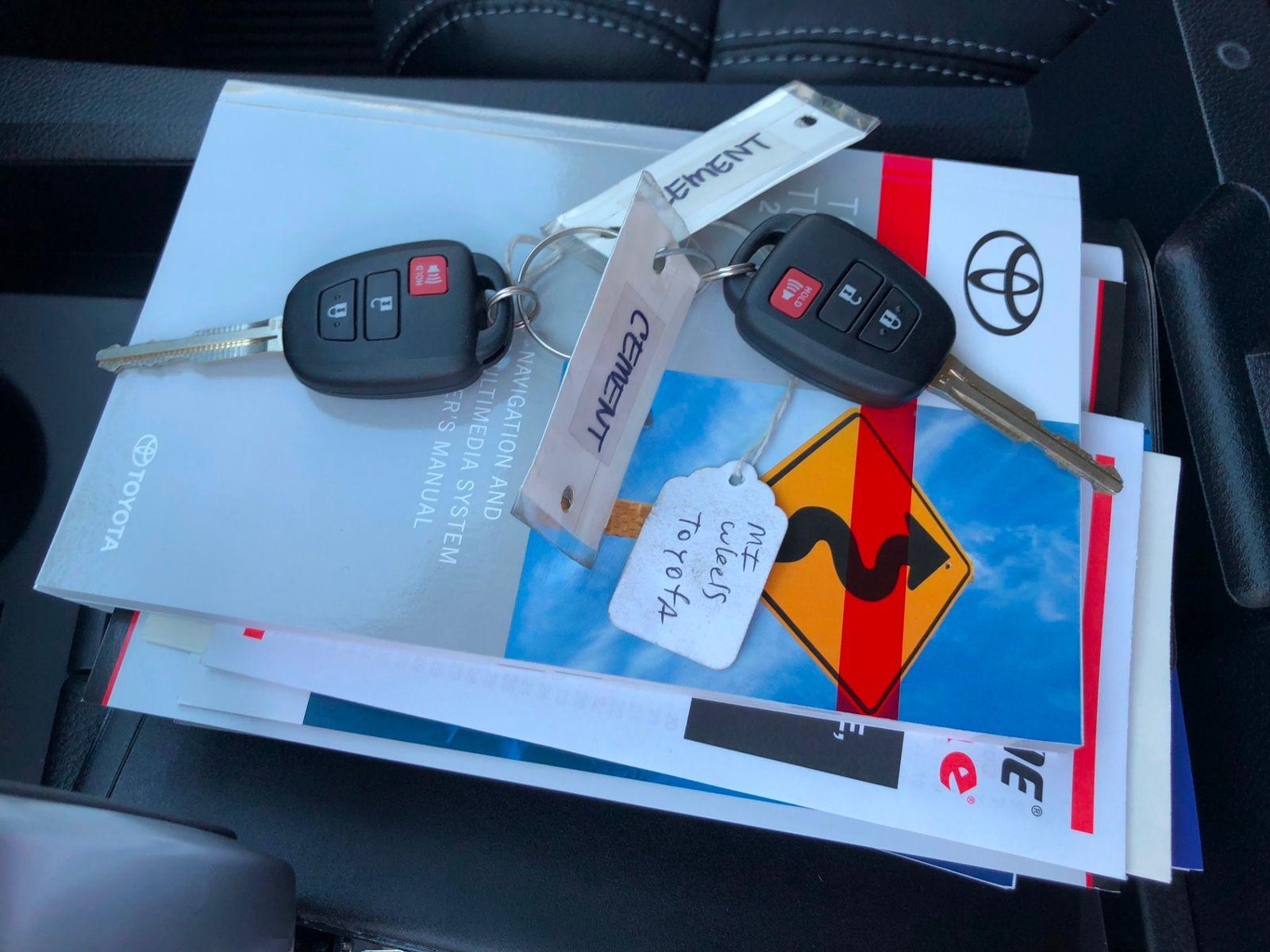 2018 Toyota Tundra CUSTOM LIFTED CREWMAX 4X4 V8 LEATHER 22 ...