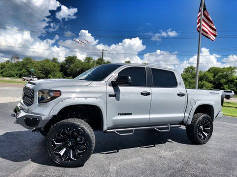 2018 Toyota Tundra CUSTOM LIFTED CREWMAX 4X4 V8 LEATHER 22