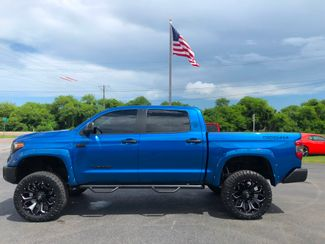 2018 Toyota Tundra CUSTOM LIFTED LEATHER CREWMAX 4X4 V8 NITTO   Florida  Bayshore Automotive   in , Florida