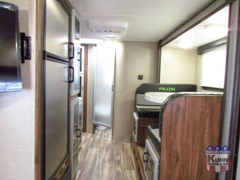 2018 Travel Lite Falcon  23RB  in Sherwood, Ohio