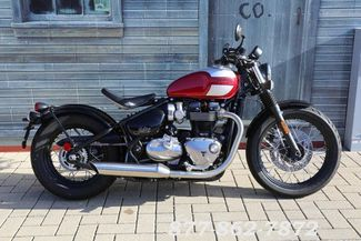 2018 Triumph BONNEVILLE BOBBER in Chicago, Illinois 60555