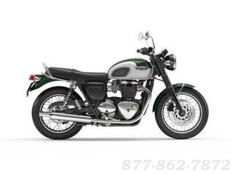 2018 Triumph Bonneville T120 Competition Green in Chicago, Illinois 60555