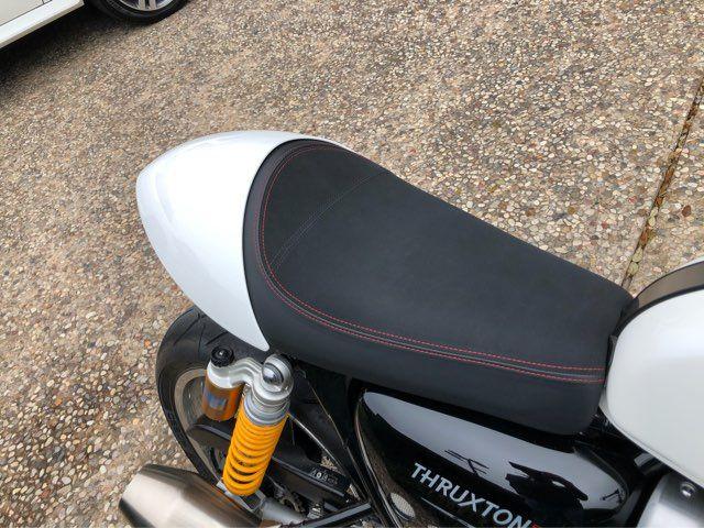 2018 Triumph Thruxton 1200 R in McKinney, TX 75070