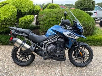 2018 Triumph Tiger 1200 XRx Low in McKinney, TX 75070