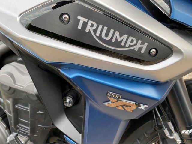 2018 Triumph Tiger 1200 XRx Low in McKinney, TX 75070