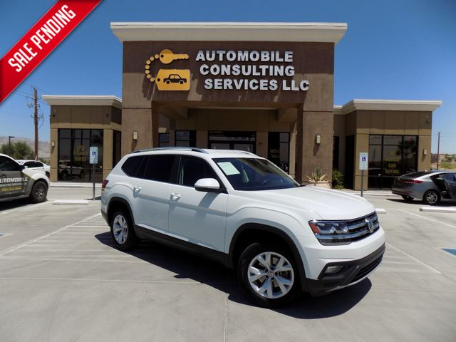 2018 Volkswagen Atlas 3.6L V6 SE in Bullhead City, AZ 86442-6452