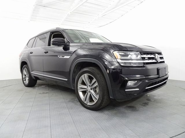 2018 Volkswagen Atlas SE w/Technology and 4Motion