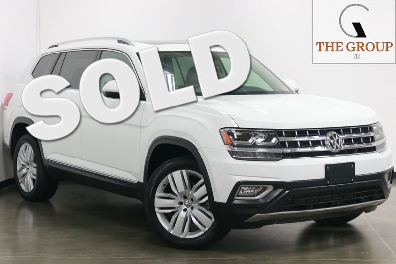 2018 Volkswagen Atlas 36L V6 SEL PremiumAWD  city NC  The Group NC  in Mooresville, NC