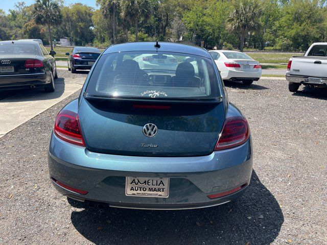 2018 Volkswagen Beetle Coast in Amelia Island, FL 32034