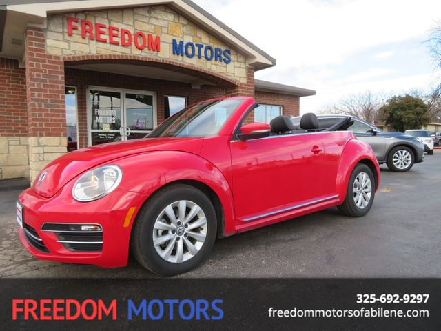 2018 Volkswagen Beetle Convertible S | Abilene, Texas | Freedom Motors  in Abilene,Tx Texas