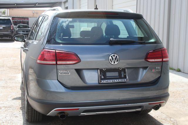 2018 Volkswagen Golf Alltrack S Houston, Texas 10