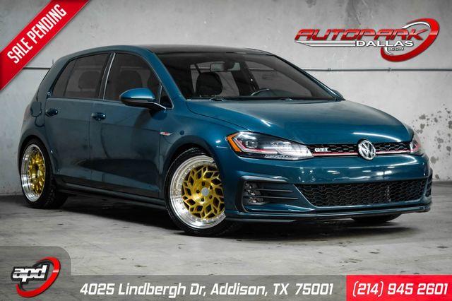 2018 Volkswagen Golf GTI SE in Addison, TX 75001