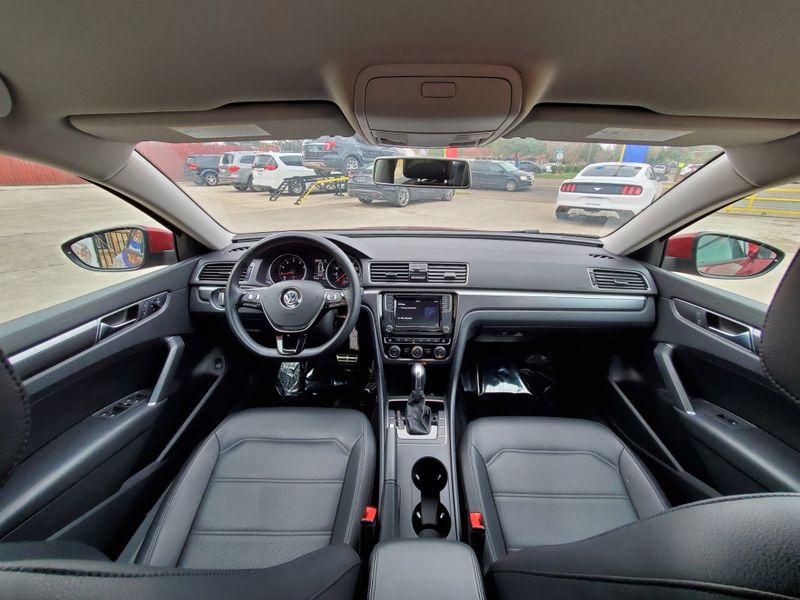 2018 Volkswagen Passat R-Line  Brownsville TX  English Motors  in Brownsville, TX