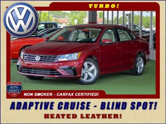 2018 Volkswagen Passat R-Line FWD - ADAPTIVE CRUISE - BLIND SPOT! Mooresville , NC
