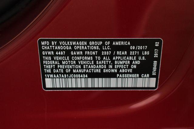 2018 Volkswagen Passat R-Line FWD - ADAPTIVE CRUISE - BLIND SPOT! Mooresville , NC 45