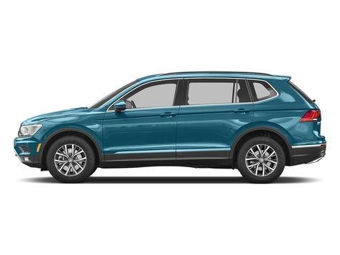 2018 Volkswagen Tiguan 2.0T SE in Akron, OH